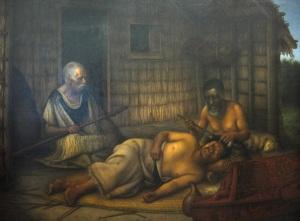 Mauri Painting