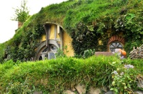 Bilbo's house, side