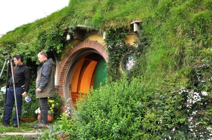 Bilbo's interior