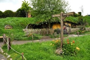 Shire Entrance