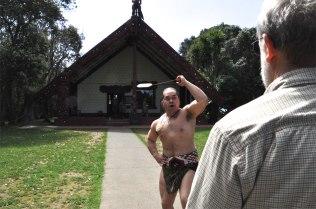 Waitangi Cultural Greeting