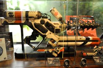 District 9 Assault Rifle