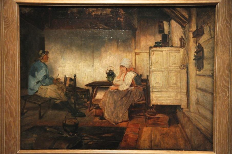 Petrus van der Velden, 1871