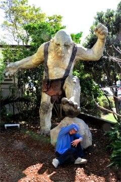 Ginger vs Troll