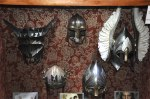 LOTR - right, Gondorian Guard Helmets