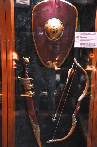 Narnia - Faun Weapons