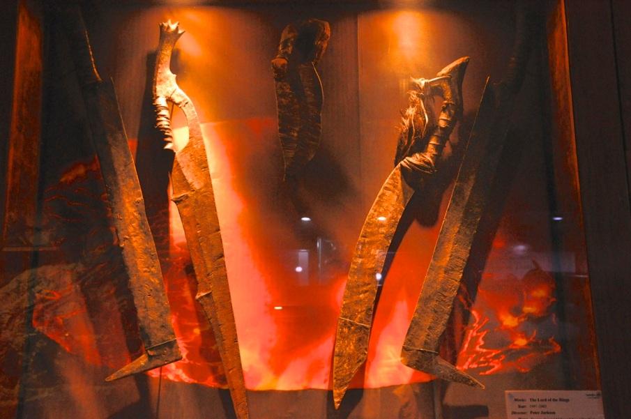 Orc, Golbin & Uruk-Hai Weapons