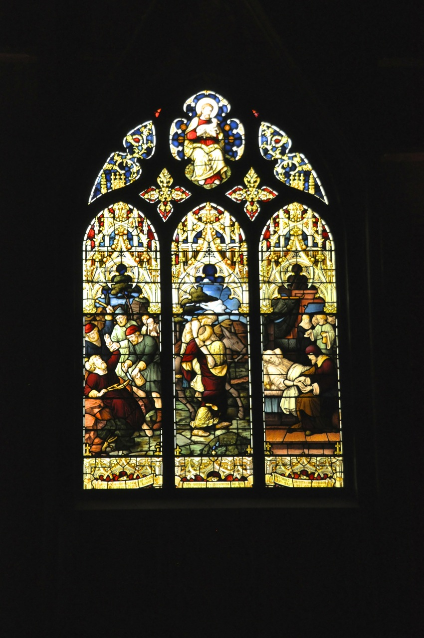 St Paul window