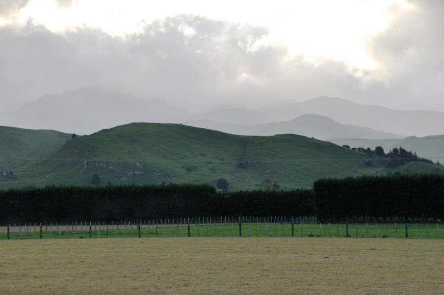 Martinborough Mountains
