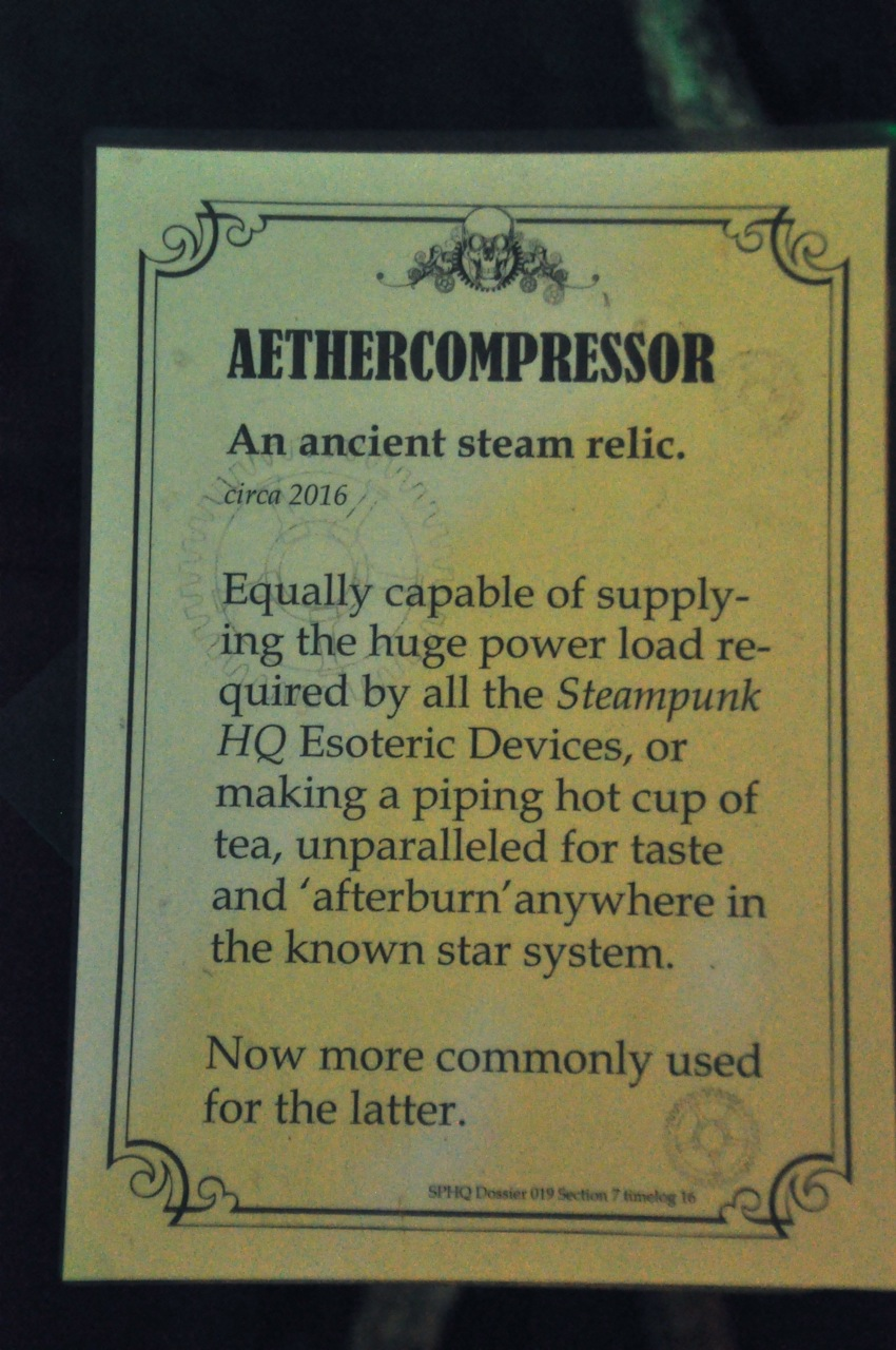 Aethercompressor Intro