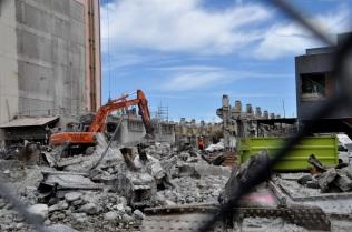 Rebuilding Center Up Close
