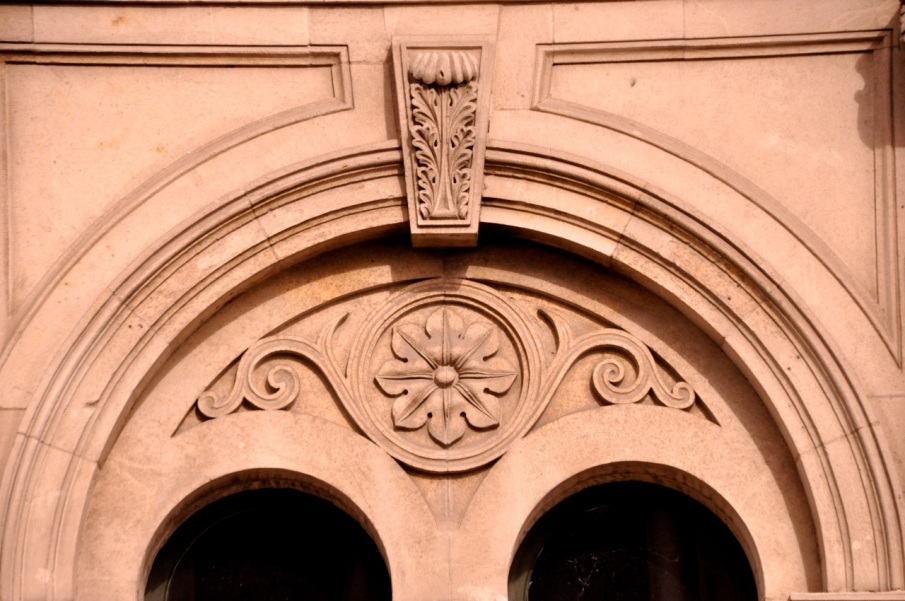 Smith's Grain Store detail