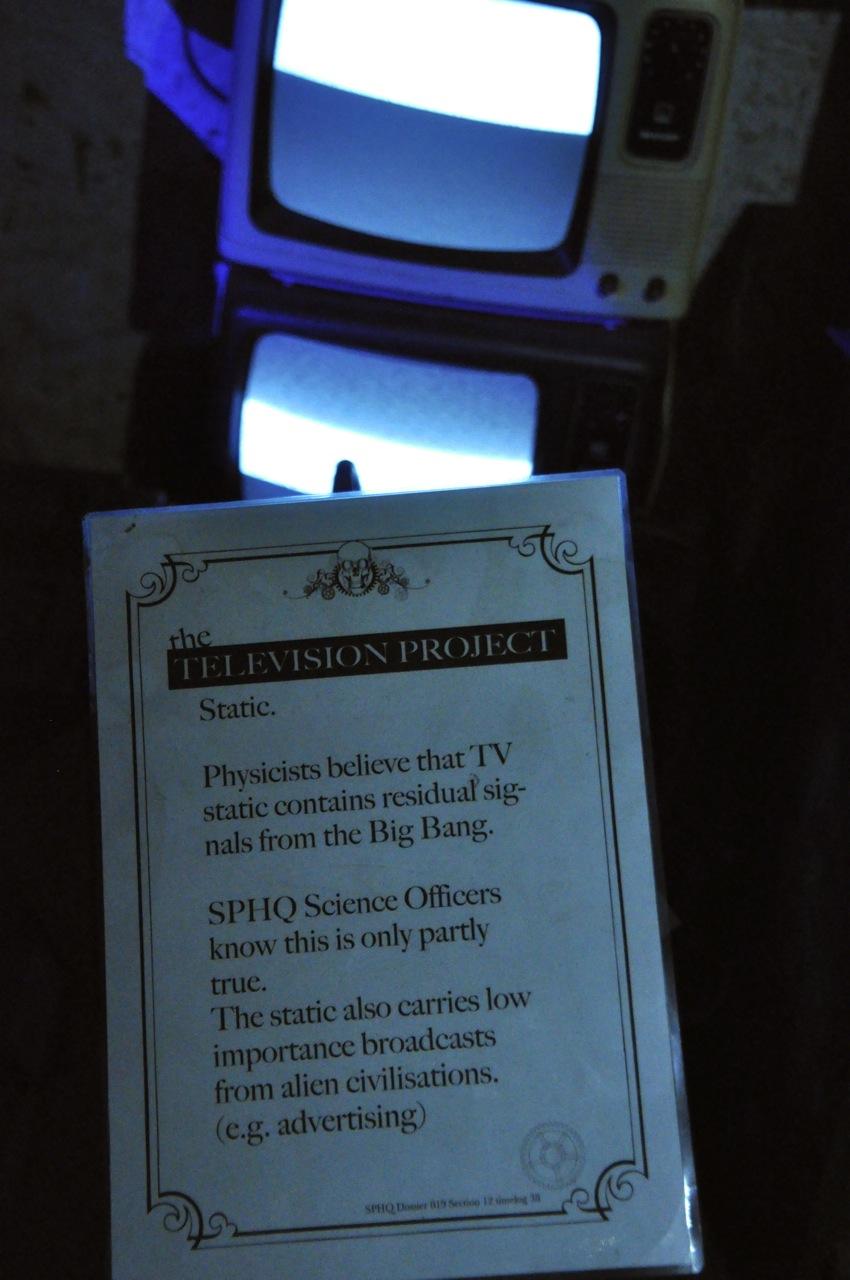 TV theory