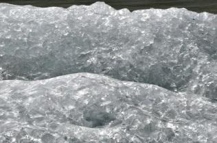 Iceberg crystals