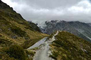 Trail at Sealy Tarn