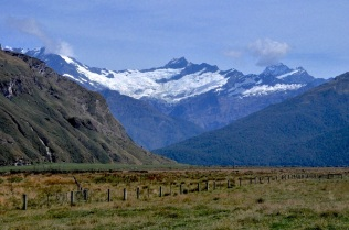 Mt. Alta and the Rob Roy Glacier