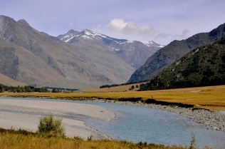 Matukituki Valley and River