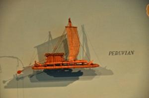 Peruvian boat