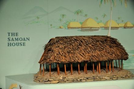 Samoan house