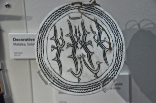Pendant from Malaita