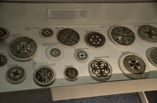 Ornaments from Admiralty, New Ireland, Bougainville, & Solomon isles