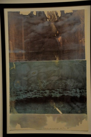 Robert Rauschenberg, American, 1994