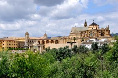 Córdoba, medieval region