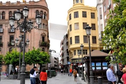 Córdoba, a modern city