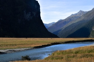 The beauty of the Matukituki valley