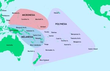 Polynesia/Melanesia