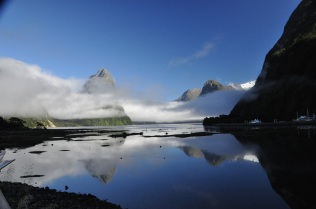 Milford Sound Harbor, today