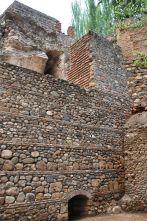 Walls and ruins