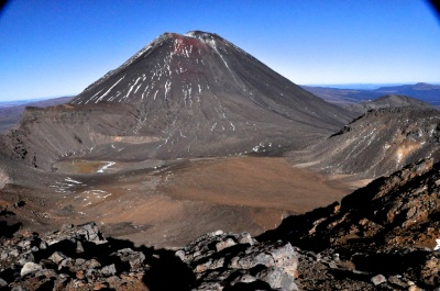 My favorite picture of Mt. Ngauruhoe