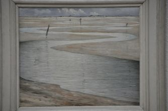 Christopher Nevinson, Silver Estuary, 1926