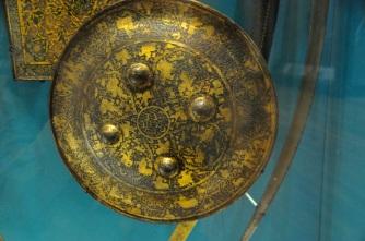 Persian shield, 1800's