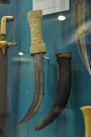 Persian daggers, 1800's.