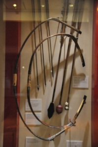 Composite bow and arrows