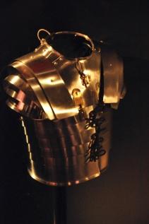 Replica of Roman armor