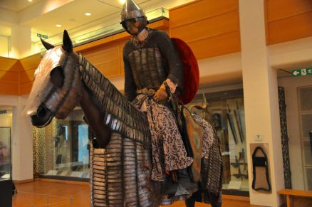 Turkish cavalryman, late 1400's