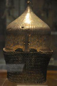 Turkish helmet, late 1400's