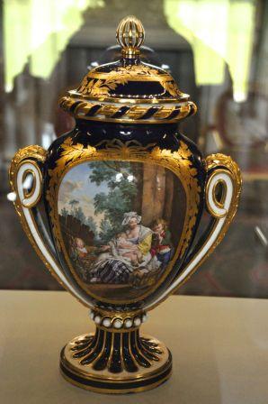 Sèvres vase, 1770