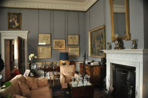 Lord Harewell's Sitting Room