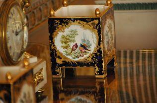 Sèvres porcelain pottery box