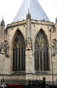 View of the Chapter House