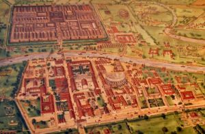 The early York, Eboracum