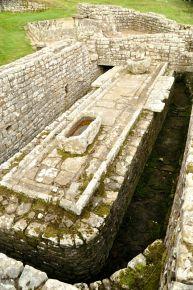The fort latrine