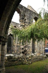 Ruins of St Leonard's Hospital