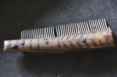 Comb, 600-700 AD