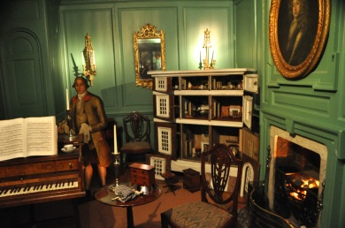 The Georgian Room, about 1780