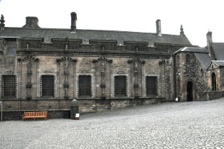 The Inner Close side of the Royal Palace